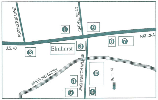 Neighborhood Map